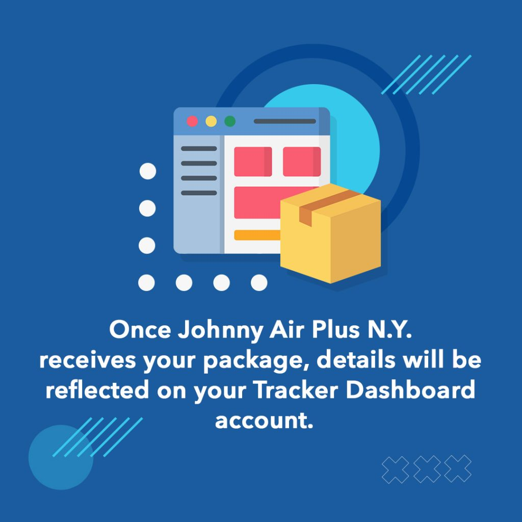 Johnny air cargo rates from philippines to usa